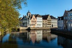 Bruges (Brugge), Belgium Stock Photo