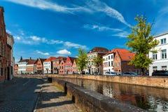 Bruges Brugge, Belgium Stock Photos