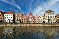 Bruges Brugge, Belgium Stock Images