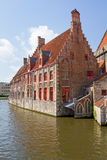 Bruges Building Royalty Free Stock Photos