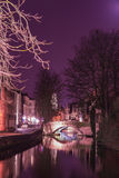 Bruges canal 2 Royalty Free Stock Image