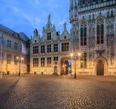 Bruges central photographie stock