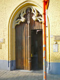 Bruges dörröppning Royaltyfri Bild
