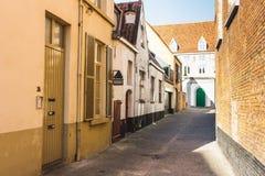 Bruges Europa Immagini Stock