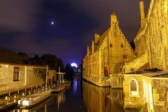 Bruges. Hospital of St. John. Royalty Free Stock Images