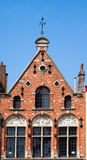 Bruges house Stock Photo