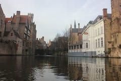 Bruges - il Belgio Fotografie Stock Libere da Diritti