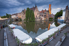 Bruges. Stock Photo