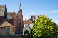 Bruges impressions Royalty Free Stock Photography