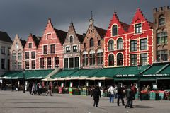 Bruges , Belgium Stock Photography