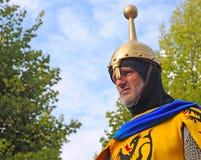 Bruges pageanten av den guld- treen Royaltyfria Foton