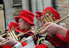 Bruges, Procession of the Holy Blood Stock Image