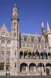 Bruges Provincial Court Stock Photography
