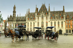 Bruges sightseeing Stock Photography