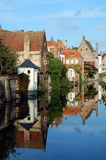 Bruges. Small town in  Belgium Royalty Free Stock Images