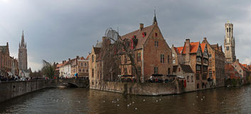 Bruges , Belgium Royalty Free Stock Photography