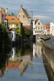 Bruges: the Venice of the North Royalty Free Stock Photos