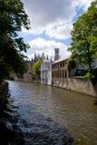 Brugge, Бельгия Стоковые Изображения