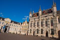 Brugge, Бельгия Стоковое Изображение