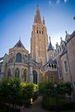 Brugge, Бельгия Стоковое Изображение RF