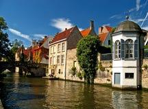 Brugge 11 Stock Afbeelding
