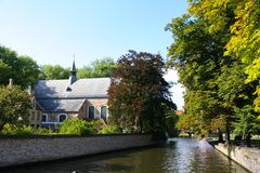 Brugge Stock Image