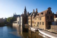 Brugge Stock Foto