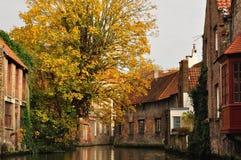 Brugge Стоковое Изображение RF