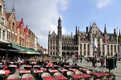 Brugge arkivbild