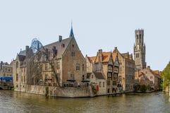 Brugge Royalty-vrije Stock Foto's