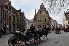 Brugge Fotografia Stock