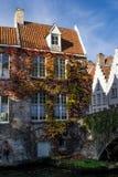 Brugge Royaltyfria Bilder