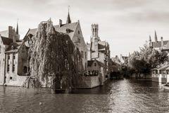 Brugge 7 Arkivbild