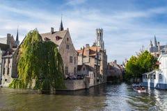 Brugge Royaltyfri Bild