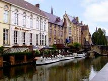 Brugge Royaltyfri Fotografi