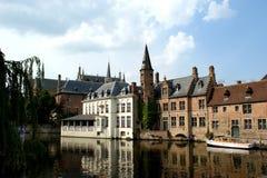 Brugge Stock Foto's
