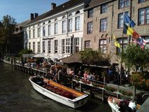 Brugge zdjęcia stock