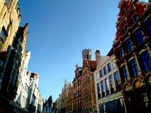 Brugge obrazy royalty free
