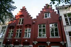 Brugge Франция стоковые фотографии rf