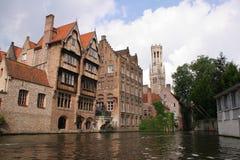 Brugge Stock Afbeelding