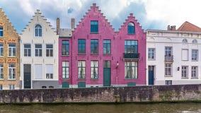 Brugge in België stock afbeeldingen
