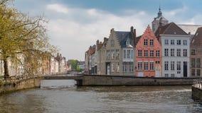 Brugge in België stock foto