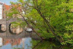 Brugge in België royalty-vrije stock afbeelding
