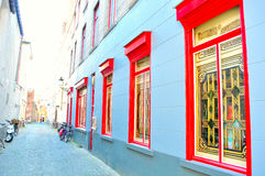 Brugge België Royalty-vrije Stock Afbeeldingen