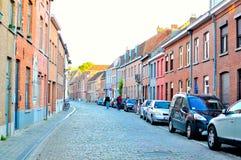 Brugge België Royalty-vrije Stock Foto