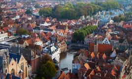 Brugge, België stock foto
