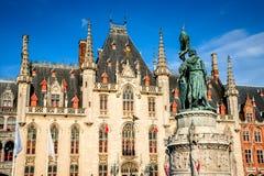 Brugge, België Stock Foto's