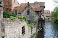 Brugge (België) stock foto