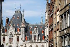 Brugge (België) royalty-vrije stock afbeelding