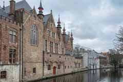Brugge, Belgium Royalty Free Stock Photos